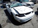 Salvage Car 2001 Ford Mustang SVT Cobra